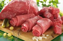 Rinderrouladen, Rinderschmorbraten oder Rindergulasch