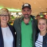 Roland Trettl zu Besuch bei Edeka Otto